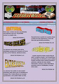 PERIÓDICO DIGITAL 5 PRIMARIA C